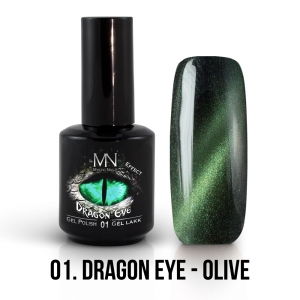 01 Dragon Eye - Olive