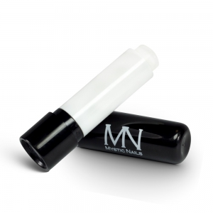 Mystic Nails lipstick - black