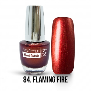 084 - MyStyle Flaming Fire